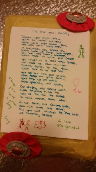 Granddad poem